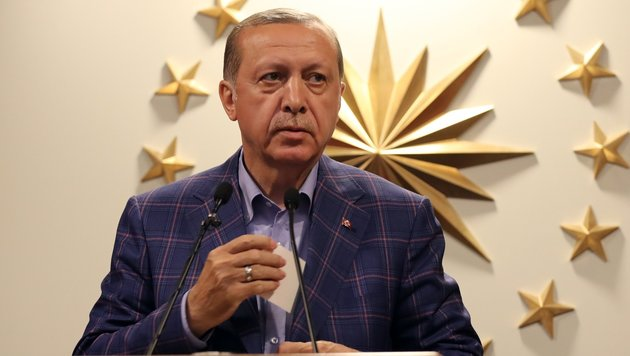 Recep Tayyip Erdogan (Bild: EPA)