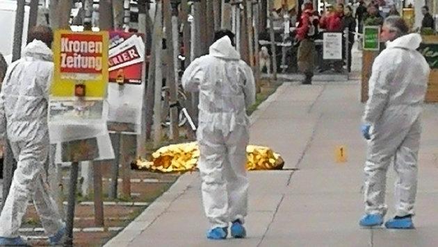 """Kopfschuss-Mord: Schütze bestreitet Tötungsabsicht (Bild: """"Krone""""-Leserreporter)"""