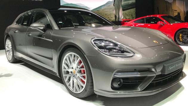 Porsche Panamera Sport Turismo (Bild: SPX/Michael Specht)