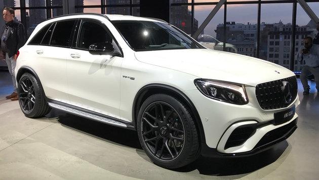 Mercedes-AMG GLC 63 (Bild: SPX/Michael Specht)