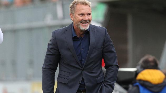 """Fink über Basel-Gerüchte: """"Liegt kein Angebot vor"""" (Bild: GEPA)"""