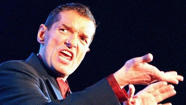 Falco-Mega-Konzert beim Wiener Donauinselfest! (Bild: PFARRHOFER H. /APA/picturedesk.com)