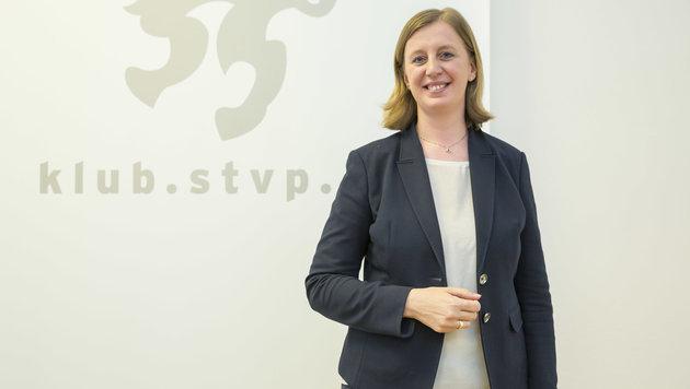 Barbara Eibinger-Miedl (Bild: APA/STVP/Fischer)