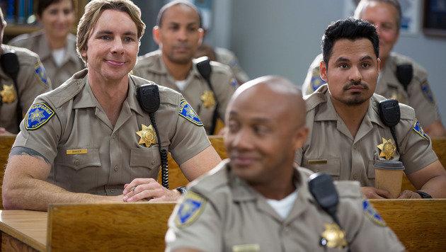 """""""CHiPs"""": Verrückte Cops auf dem Highway (Bild: Warner Bros.)"""