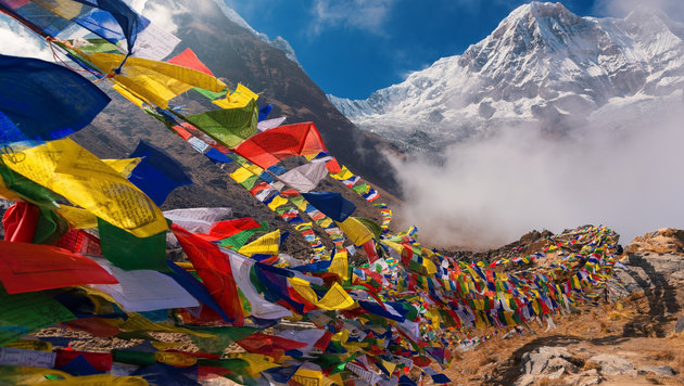 Nepal – das Dach der Welt (Bild: thinkstockphotos.de)