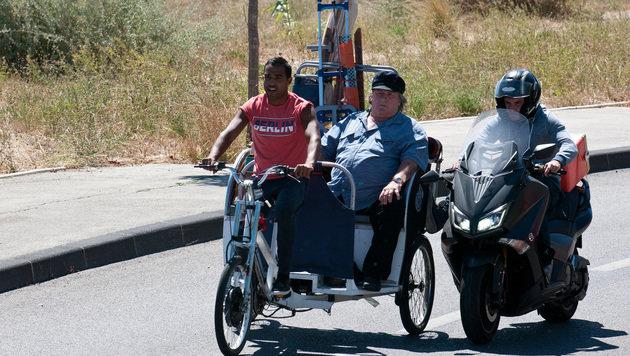 """""""Tour de France"""" zwischen Rappen und Islam (Bild: Luna Film)"""