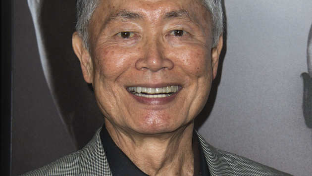"Mr. Sulu aus ""Star Trek"": George Takei wird 80 (Bild: AFP)"