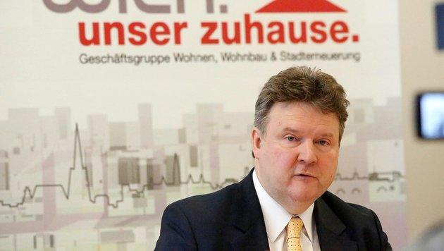 SPÖ-Wohnbaustadtrat Michael Ludwig (Bild: Martin A. Jöchl)