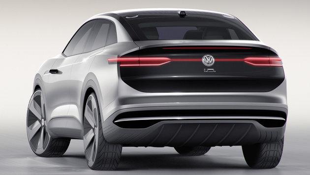 So nimmt Volkswagens Elektro-Offensive Formen an (Bild: VW)
