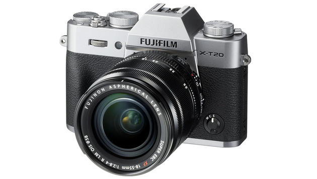 Beste Einsteiger-Systemkamera: FUJIFILM X-T20 (ab 900 Euro) (Bild: Fujifilm)