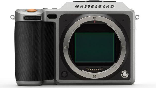 Bestes Design: Hasselblad X1D-50c (ab 9400 Euro) (Bild: Hasselblad)