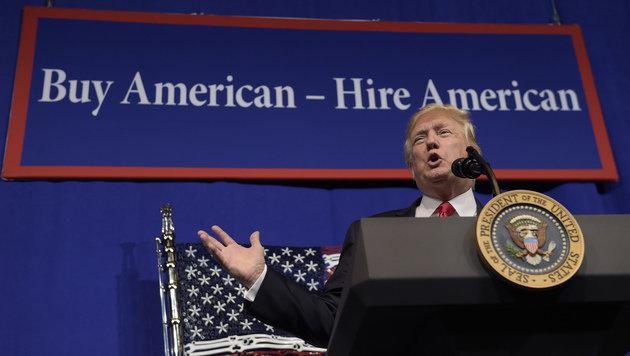 USA fehlen Arbeiter: 15.000 Visa ausgestellt (Bild: AP)