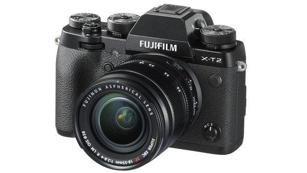 Beste Experten-Systemkamera: FUJIFILM X-T2 (ab 1670 Euro) (Bild: Fujifilm)