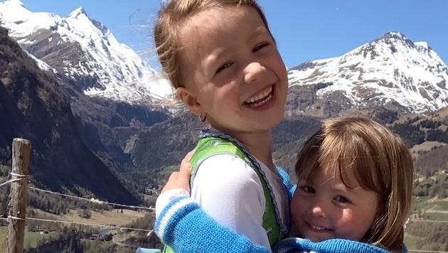 Die schönsten Kinderfotos der krone.at-Leser (Bild: Christine Lackner)