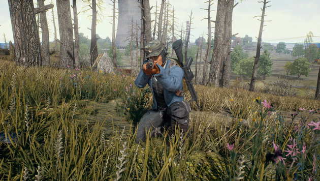 """Hunger Games""-Shooter dominiert Steam-Charts (Bild: playbattlegrounds.com)"