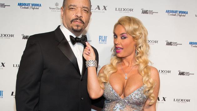 Ice-T mit Coco Austin (Bild: Viennareport)