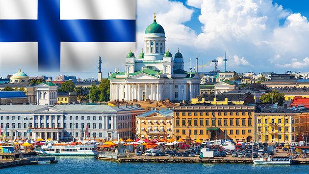 Studie: Finnland ist sicherstes Reiseland (Bild: thinkstockphotos.de)
