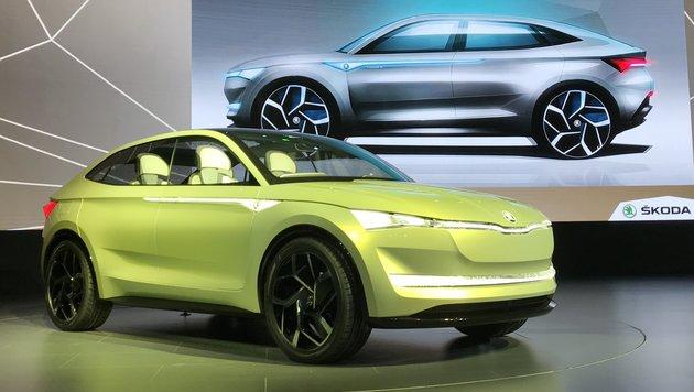 So nimmt Volkswagens Elektro-Offensive Formen an (Bild: SP-X/Michael Specht)