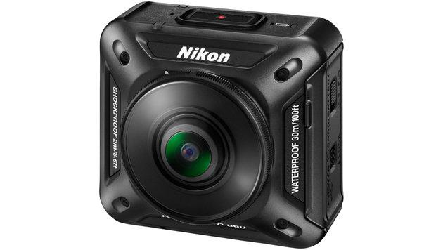 Beste 360-Grad-Kamera: Nikon KeyMission 360 (ab 503 Euro) (Bild: Nikon)