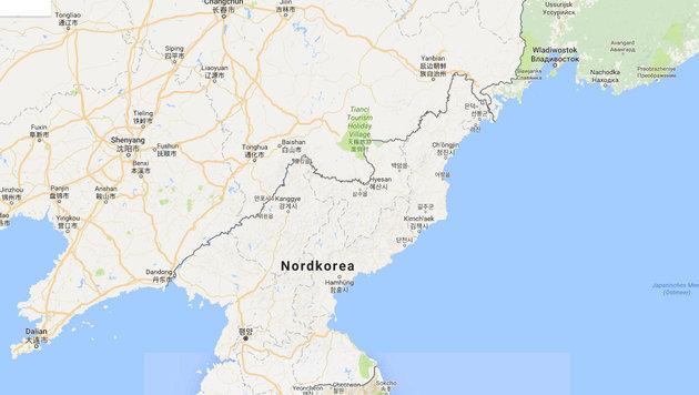 Putin schickt Verstärkung an Grenze zu Nordkorea (Bild: Googlemaps.com)