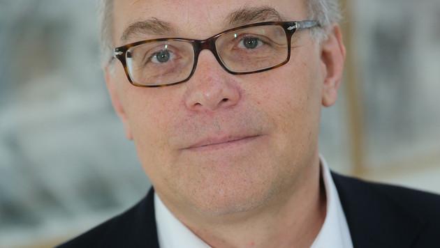 SORA-Meinungsforscher Günther Ogris (Bild: Peter Tomschi)