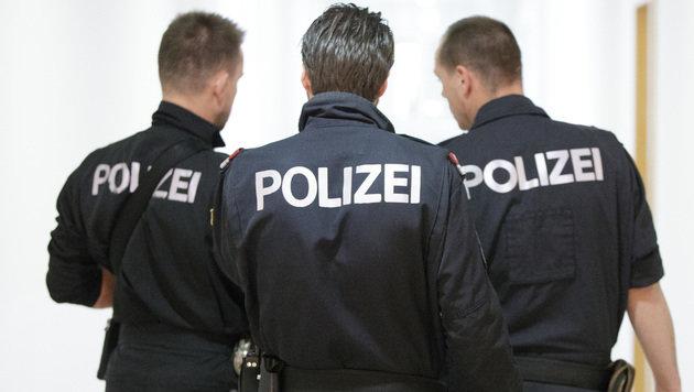 Alkohol bei Hitze: Betrunkener verlor seine Waffe (Bild: APA/GEORG HOCHMUTH)