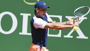 Bitter! Thiem ballert sich selbst aus dem Turnier (Bild: AFP)