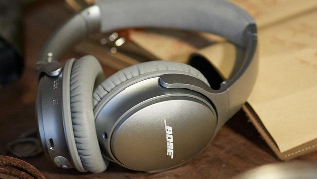 Bose-Kopfhörer spionieren Ihren Musikgeschmack aus (Bild: Bose)