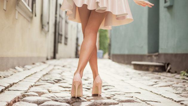 Coole Tipps und Tricks für High-Heel-Trägerinnen (Bild: thinkstockphotos.de)