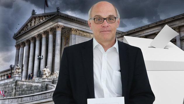 "Meinungsforscher Günther Ogris ortet ""akuten Handlungsbedarf"". (Bild: Peter Tomschi, thinkstockphotos.de)"