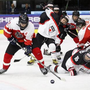 Eishockey-Damen verpassen A-WM-Aufstieg! (Bild: GEPA)