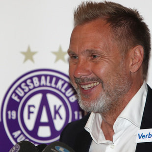 """Fink: """"Ich bin noch hier und freu mich aufs Derby"""" (Bild: GEPA)"""