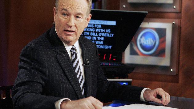 """Sex-Vorwürfe: Fox News trennt sich von O""""Reilly (Bild: AP)"""