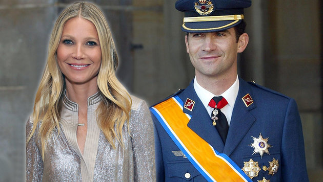Gwyneth Paltrow wäre fast Königin von Spanien geworden ... (Bild: Cindy Ord/Getty Images/AFP, AFP)