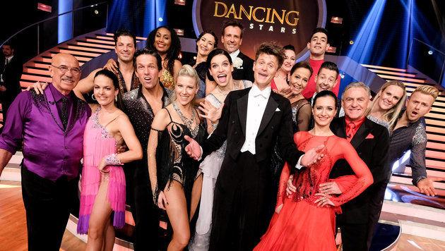 """Vierte Runde und zweite Abwahl bei """"Dancing Stars"""" (Bild: ORF)"""