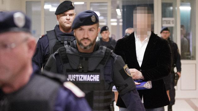 Urteile im Wiener Mafiaprozess gefallen (Bild: APA/GEORG HOCHMUTH)