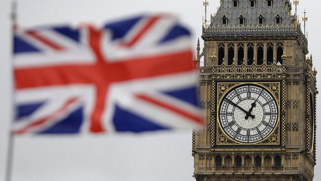 55 Prozent der Befragten erwarten nach dem Brexit einen weiteren EU-Austritt. (Bild: AP)