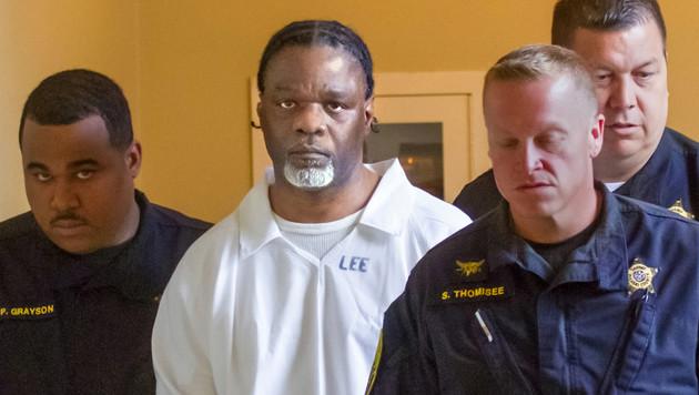 Der 51-jährige verurteilte Mörder Ledell Lee wurde jetzt in Arkansas hingerichtet. (Bild: AP)