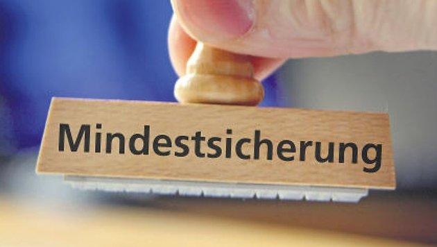 """Landtag feilt an Deckel für Mindestsicherung (Bild: """"Krone"""")"""