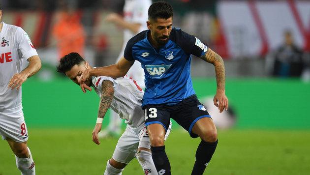 Last-Minute-Gegentor schockt Peter Stögers Kölner (Bild: AFP)