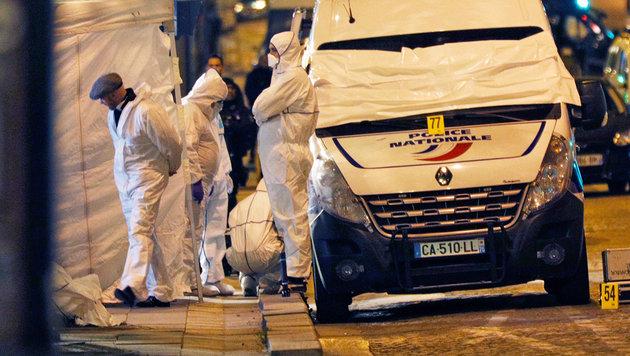 Paris: Täter 2003 zu 20 Jahren Haft verurteilt (Bild: AP/Kamil Zihnioglu)