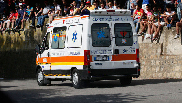 Zwei Tote bei Rallye Targa Florio auf Sizilien (Bild: GEPA)