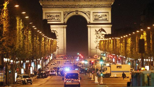 Der sechste Terroranschlag in Paris in drei Jahren (Bild: The Associated Press)
