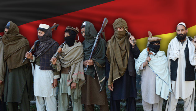 D: Tausende Taliban-Kämpfer unter Flüchtlingen (Bild: AFP/NOORULLAH SHIRZADA, thinkstockphotos.de)