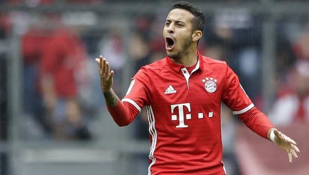 Nach CL-Aus strauchelt Bayern auch in der Liga (Bild: AP)