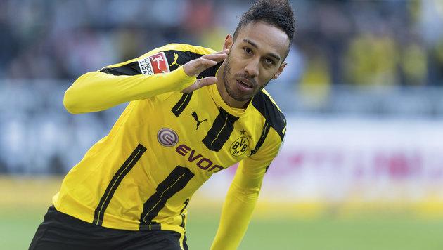 Spiel gedreht! Dortmund bejubelt späten 3:2-Sieg (Bild: AP)
