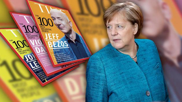 """Time"" kickt Merkel aus Liste der 100 Mächtigsten (Bild: AP/Michael Sohn, TIME)"