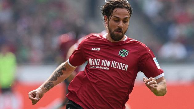 Trotz Harnik-Tor: Hannover verpasst Tabellenspitze (Bild: GEPA)