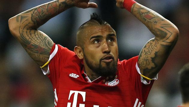Freund der Schwester von Bayerns Vidal erschossen! (Bild: AP)