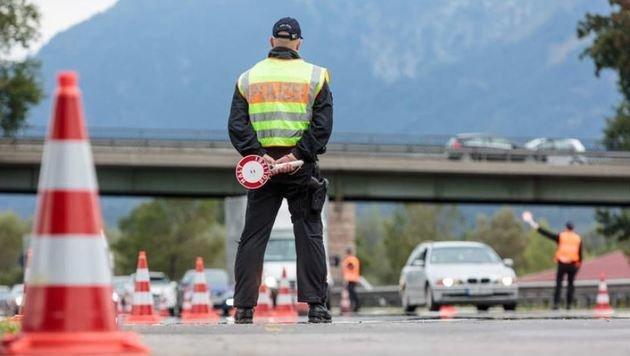Rund 77.000 illegale Grenzübertritte haben die  Behörden in Bayern im Vorjahr registriert (Bild: EXPA/ JFK)